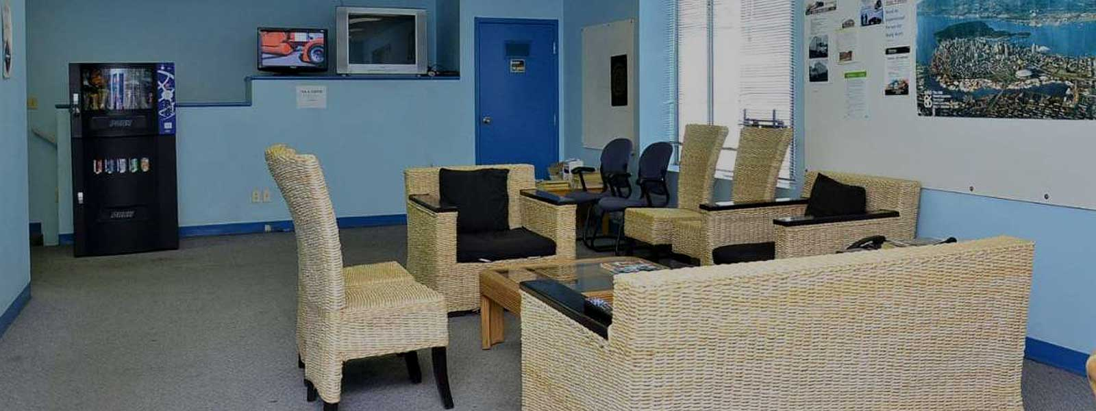 ATI Truck Repair Ltd. - Waiting Room